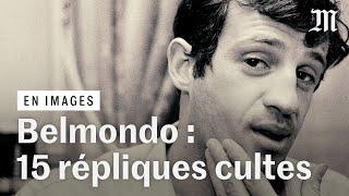 Mort de Jean-Paul Belmondo : ses répliques cultes