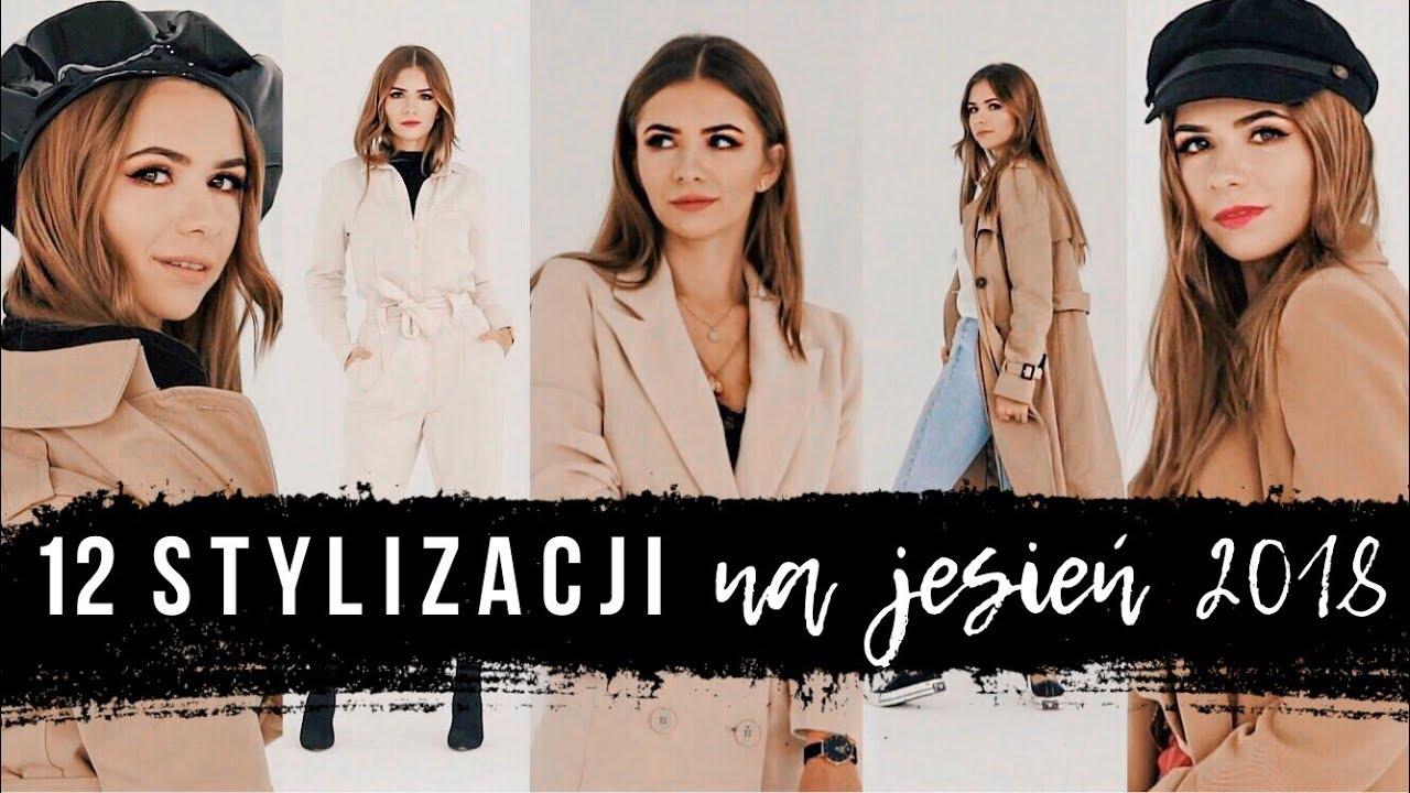 ccffca7ef4 CO NOSIĆ TEJ JESIENI  12 STYLIZACJI - TRENDY JESIEŃ ZIMA 2018 19 ...
