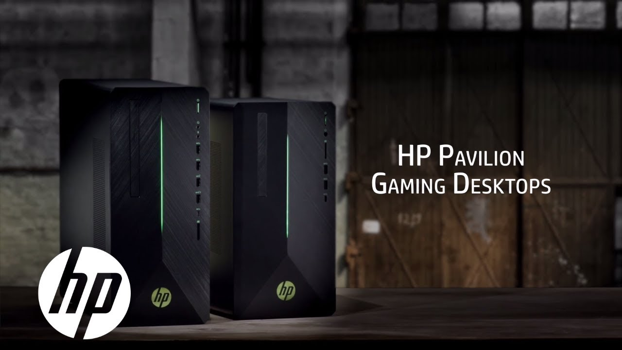 Pavilion Gaming Desktops Display And Accessories Hp Pavilion Gaming Hp Asia Youtube