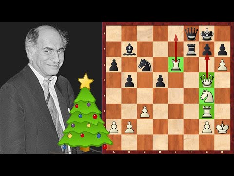 Happy New Year! A Nice Gift (Sacrifice) From Mikhail Tal