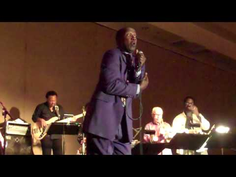 "Louis Price of the Temptations performs ""Just My Imagination"" Live at La Quinta"