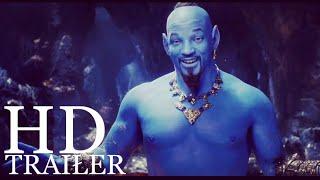 Aladdin Official Trailer #2 (2019) Will Smith, Mena Massoud Full HD