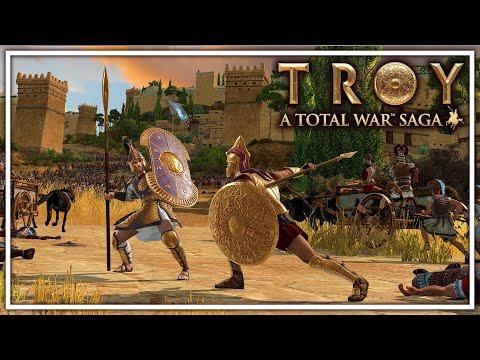 COMIENZA LA CONQUISTA - TOTAL WAR TROY Gameplay Español Ep 2
