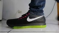 976d415113c27 Nike Zoom All Out Flyknit performance - 用慢動作看 Nike Zoom All Out Flyknit -  Part 1 - Duration  52 seconds.