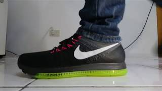 511a05f9bcb Nike Zoom All Out Flyknit performance - 用慢動作看Nike Zoom All Out Flyknit -  Part 1