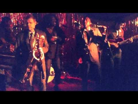 Tomar Williams and the FCs - C-Boy's Heart & Soul - Austin, Texas - 110715