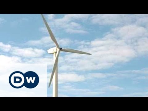 German windpower firms under pressure from Chinese rivals | Business