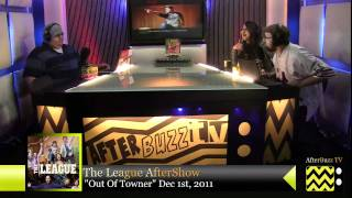 "The League After Show   Season 3 Episode 9 ""Out of Towner"" 