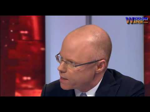 Stephen Donnelly TD eaten alive by Vincent Browne last night over joining Fianna Fail