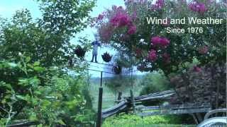 Barbeque Bob Chef Whirligig - Wind & Weather