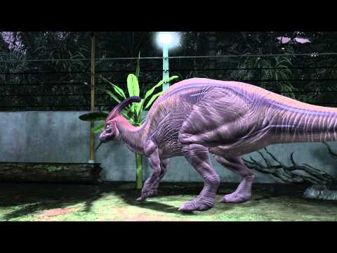 JURASSIC PARK [FullHD] #007 - Parasaurolophus-Dressur ► Let