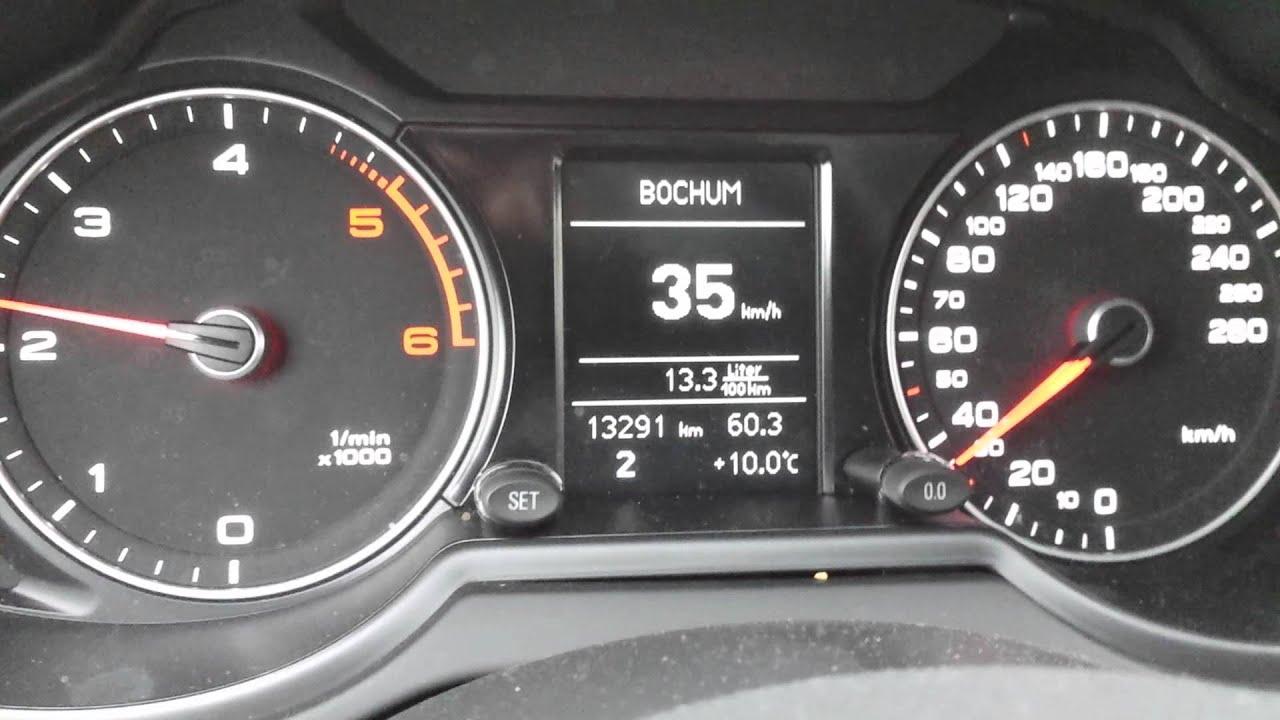 Audi Q5 0 100 Km h