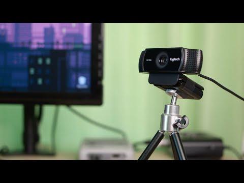 Лучшие настройки вебкамеры для стрима OBS на примере Logitech C920/C922
