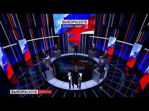 Präsidentschaftswahl in Russland - Putins Herausforderer ohne Chance