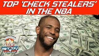 First Team All 'Check Stealers' (Worst NBA Contracts) | Hoops N Brews