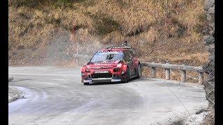 Rallye WRC Monte Carlo 2019 MaXicorde Pierre