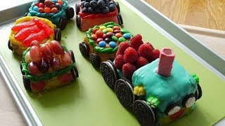 Choo Choo train birthday Cake - My baby boy turns TWO!