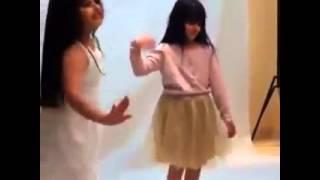 رقص بنوتات صغار