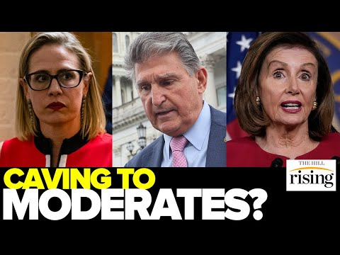 Download Pelosi CAVES To Manchin, Sinema DEMANDS On $3.5T Budget. Lawmakers DIG IN On Debt Ceiling Debate