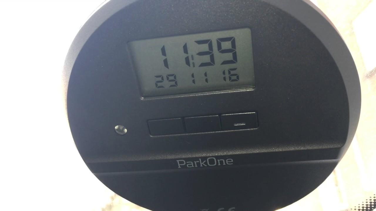 parkone skift batteri