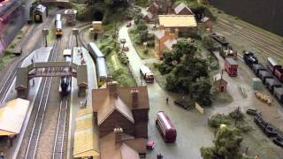 Toy Electric Trains in beautiful model railways