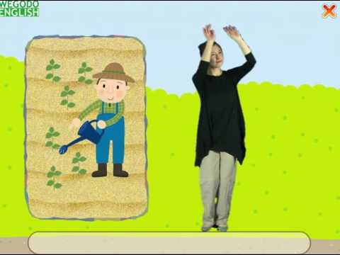 oats peas beans and barley grow | godo Song
