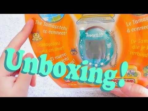 UNBOXING Tamagotchi Connection V3 - European Melon Soda design