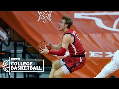 Mac McClung (22 pts) leads No. 15 Texas Tech over No. 4 Texas in Austin | College Basketball on ESPN