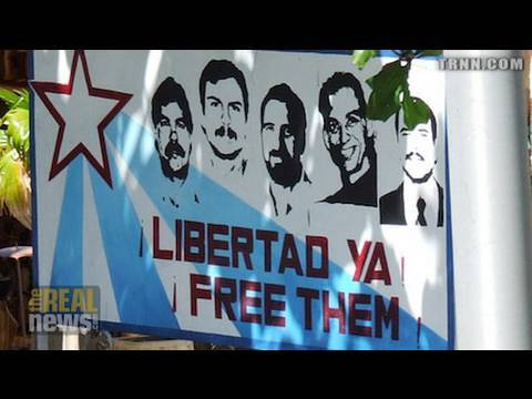 Media Took US Gov't Cash During Trial of 'Cuban 5'