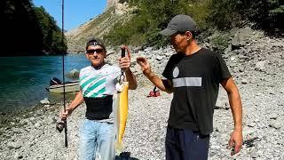 Рибалка в Дагестані Дагестанська Камчатка-3!