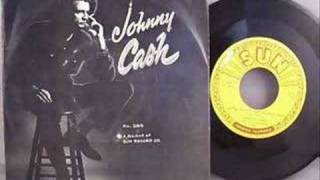 COME IN STRANGER by JOHNNY CASH
