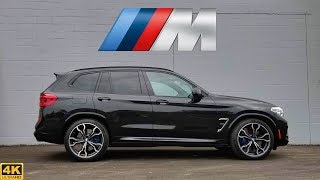 2020 BMW X3 M: FULL REVIEW | Meet the FIRE-Breathing 500HP X3!