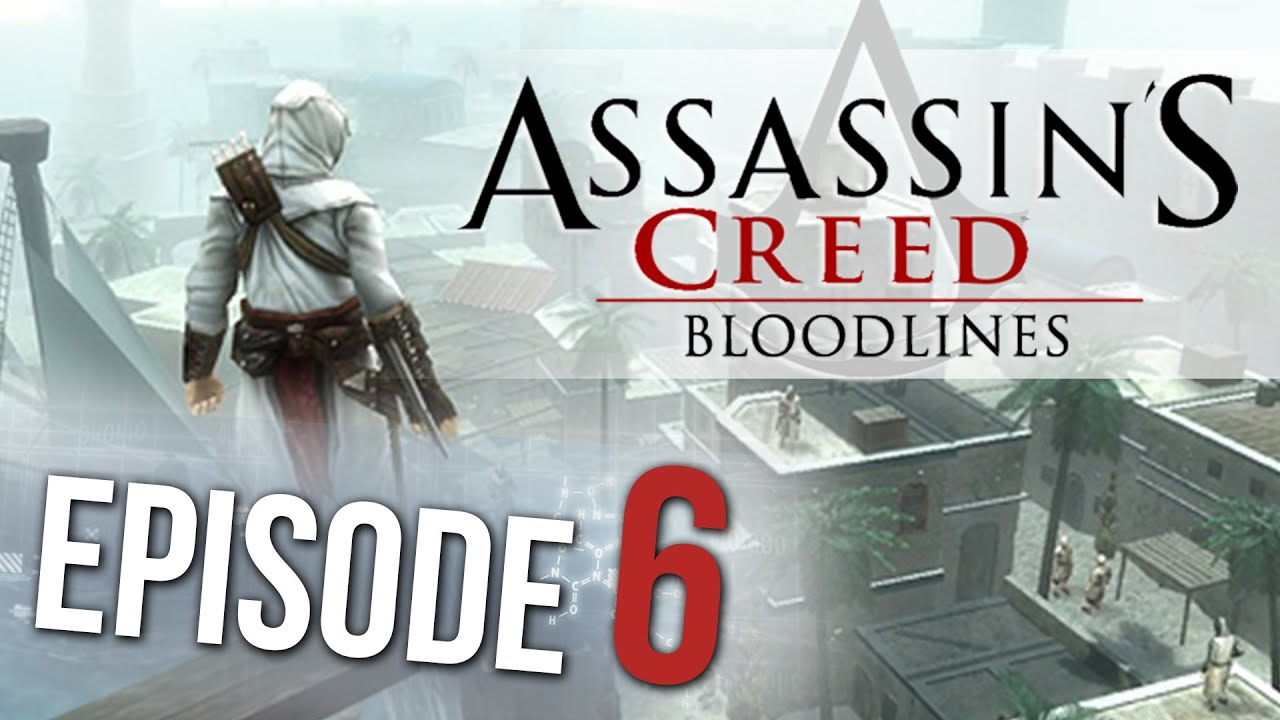 Let S Play Assassin S Creed Bloodlines Psp 6 Youtube