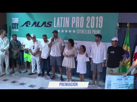 Surf City El Salvador ALAS Latin ProEvento Seis Estrellas Prime