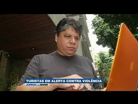 RJ: polícia identifica suspeitos do assassinato de turista