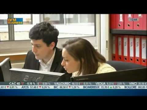 Reportage Junior ESSEC sur BFM business
