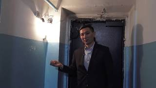 видео Светодиодный светильник в подъезд