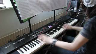 Dio - Holy Diver - piano cover