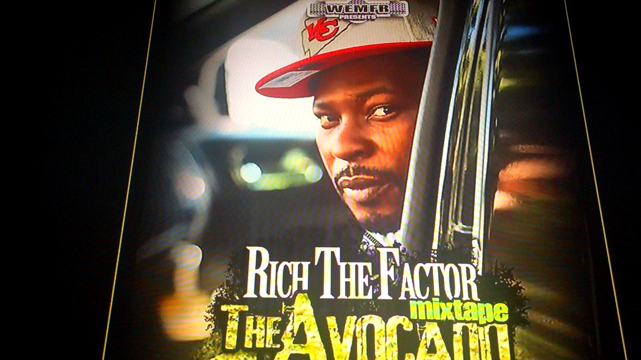 Rich The Factor - Push It To The Limit (Audio) - YouTube