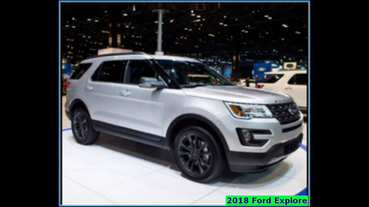 Ford explorer 2018 new platinum