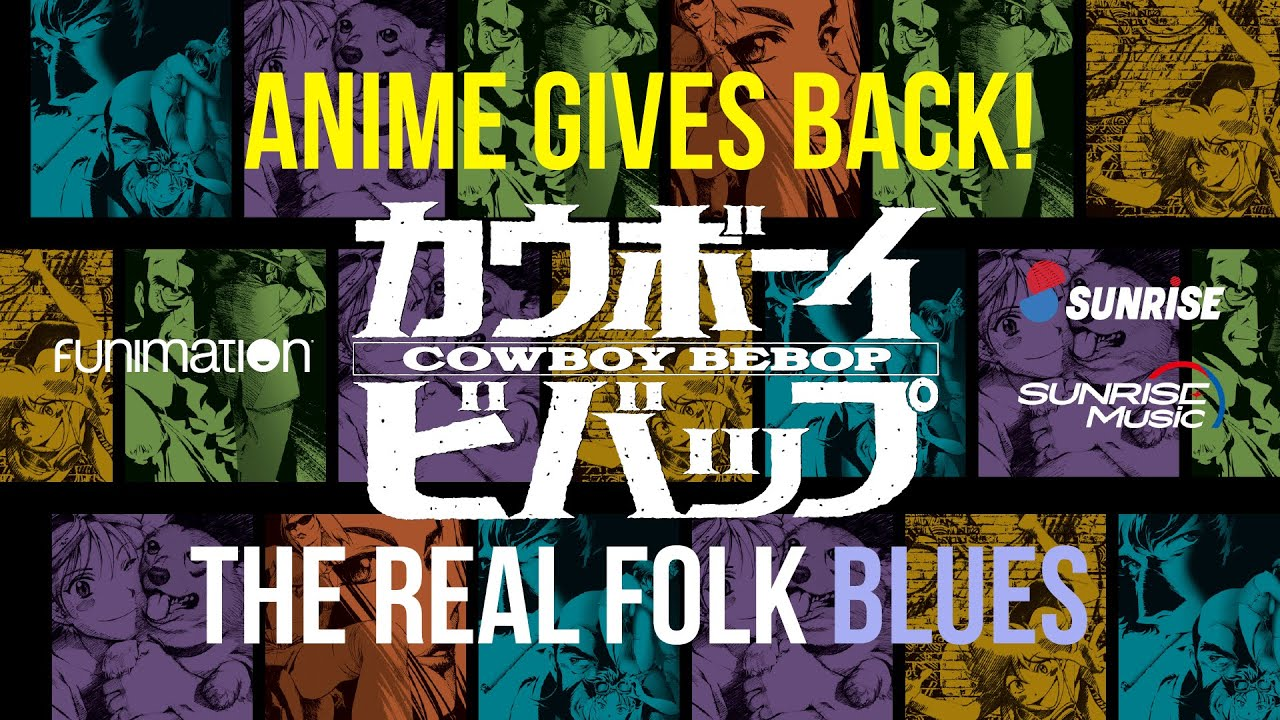 A Special Performance of Cowboy Bebop's