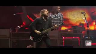 Foo Fighters - Monkey Wrench (Live @ Rock Am Ring 2018)