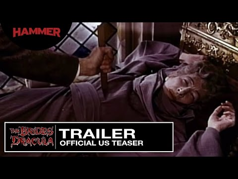 Brides of Dracula / Official US Teaser Trailer (1960)