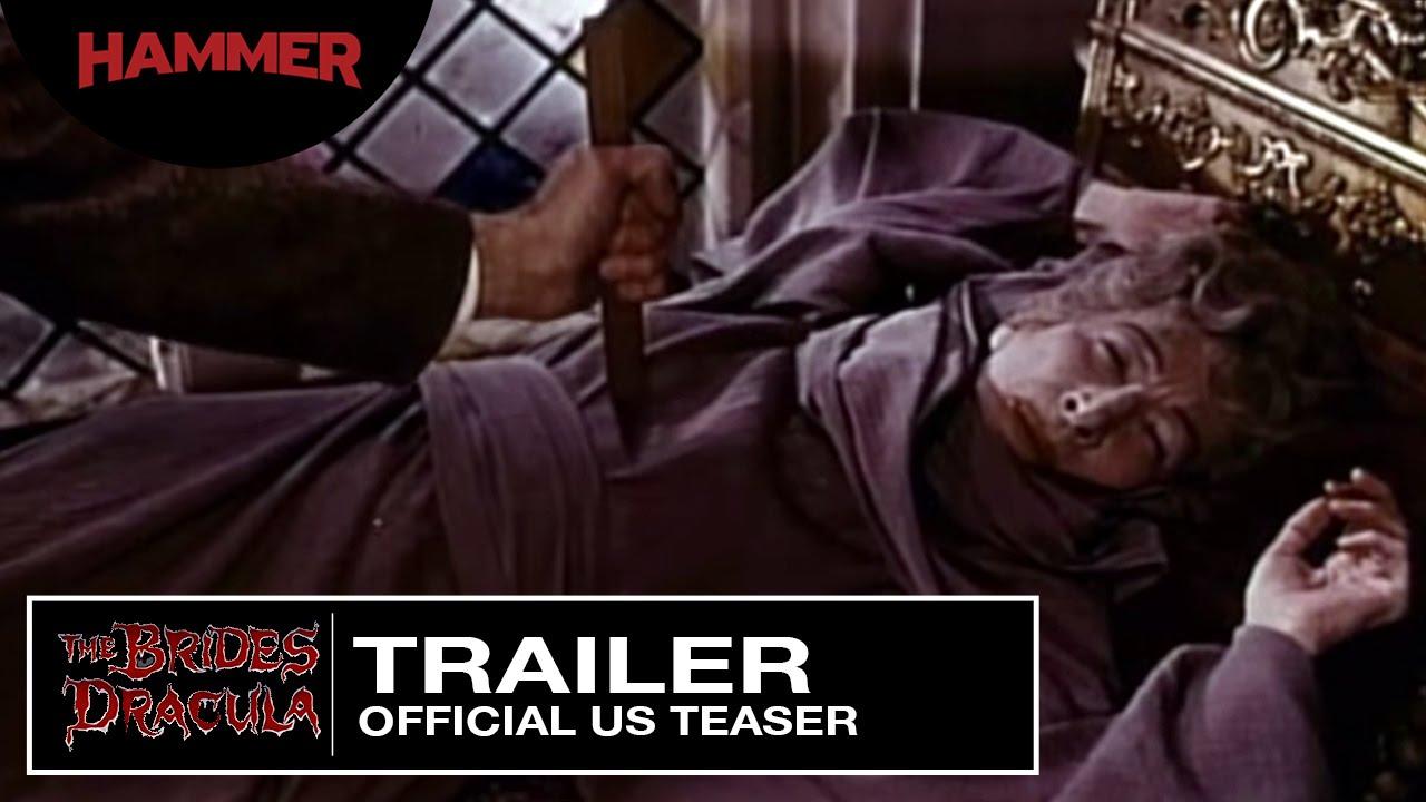 Brides of Dracula / Official US Teaser Trailer (1960)