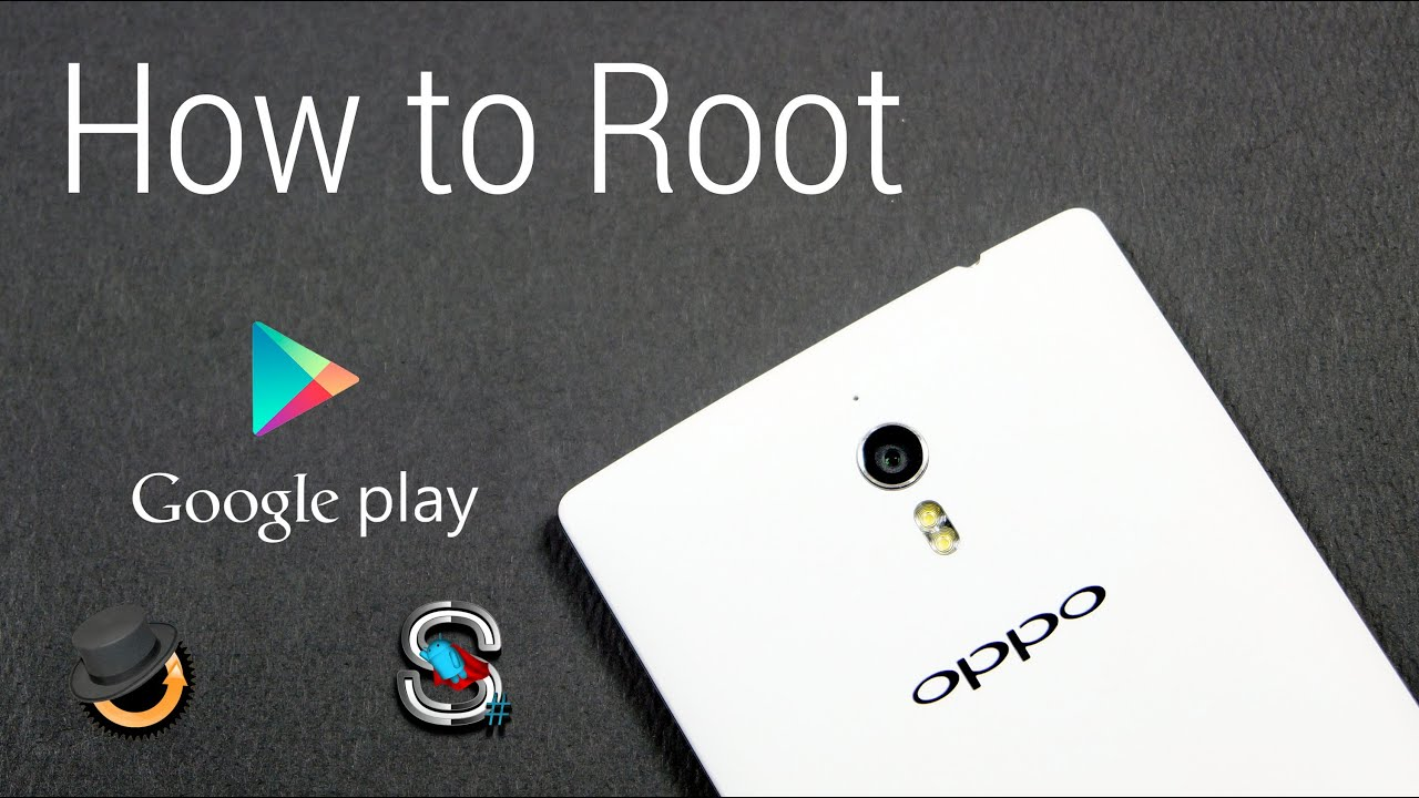 How To: Install TWRP Recovery On A Oppo Find 7a And Root It