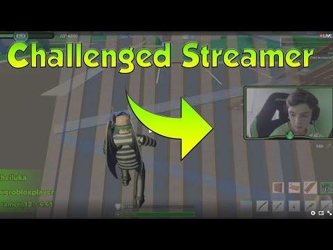 1v1ing a Strucid Streamer...(ROBLOX FORTNITE) - YouTube
