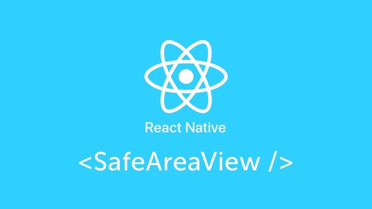 SafeAreaView - React Native - Урок 31 - Level 0