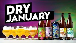 Dry January - Low, Zaraz Wracam, The Game No. 2 i 2 x Mini Maxi IPA