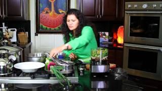 Amazing Raw Vegan Tacos By Jael Tanti