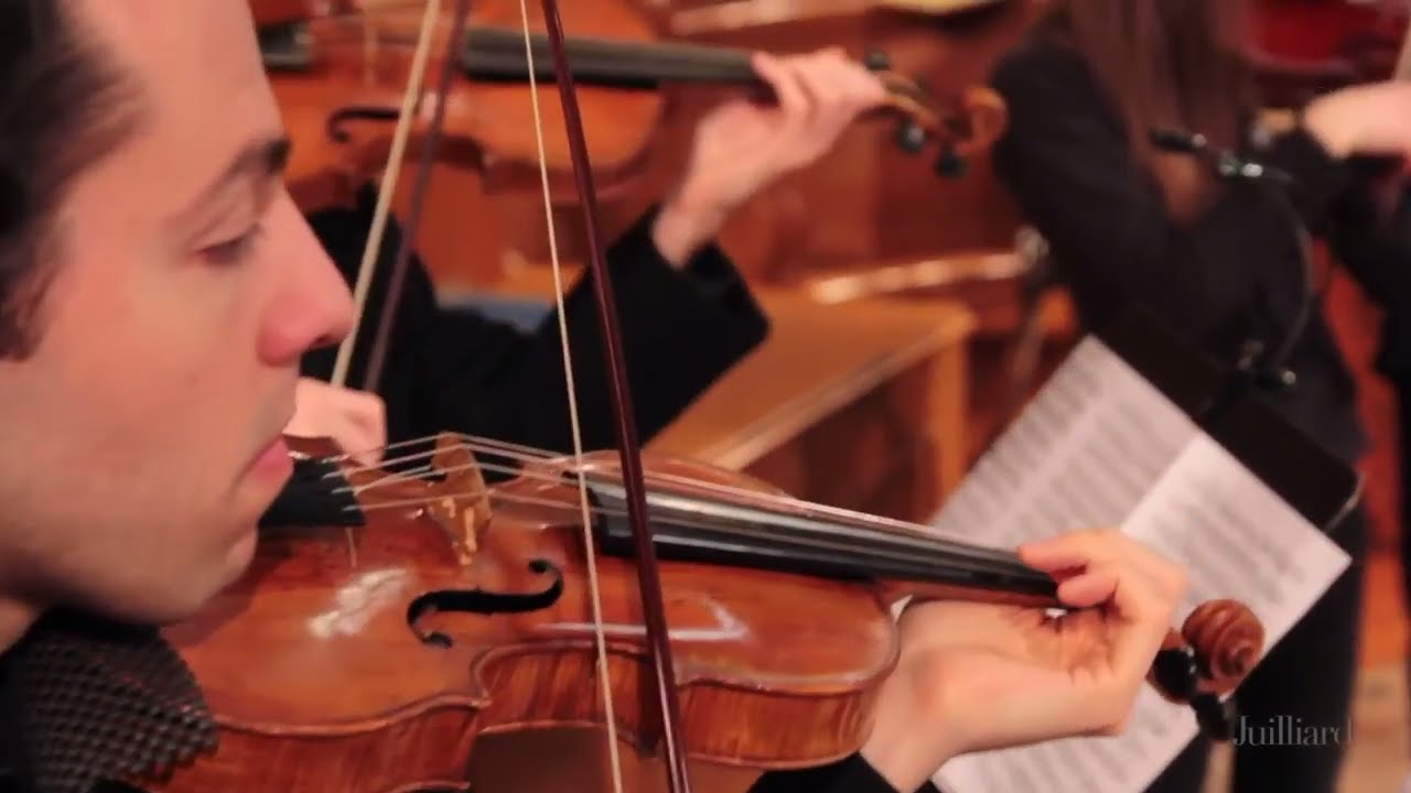 Historical Performance at the Juilliard School